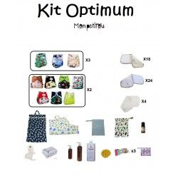 Kit couches lavables Optimum