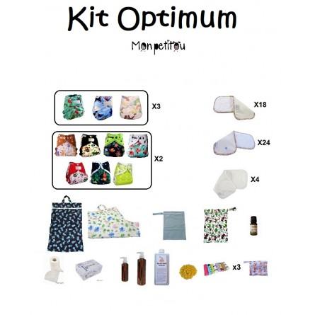 kit couche lavable Optimum