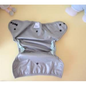 Couche lavable pour la nuit Bi-Best Leather Jean