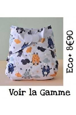 couche lavable Eco+