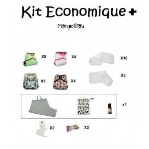 Kit couches lavables Economique +