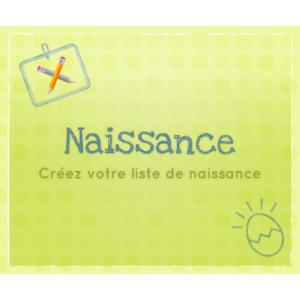 Liste de Naissance EcoMome