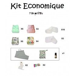 Kit couches lavables Economique