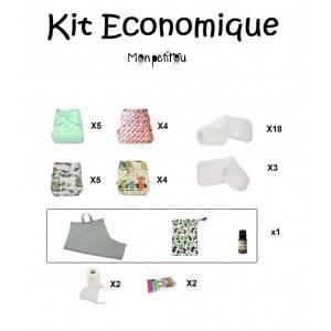 Kit couches lavables Economique