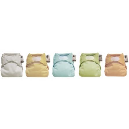 Pack couches lavables Nouveau-né CLOSE pop in