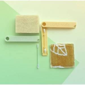 Coton tige maquillage lavable réutilisable Lastswab©