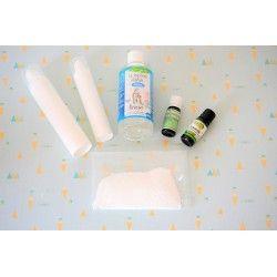 Kit gel hydroalcoolique maison - EcoMome