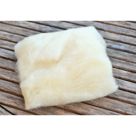 Pure laine vierge à effet curatif Popolini